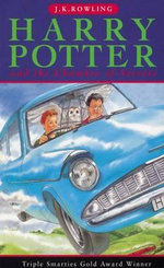 Harry Potter and the Chamber of Secrets : Harry Potter Series : Book 2 - J. K. Rowling