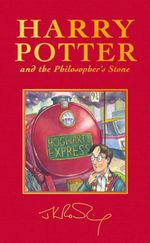 Harry Potter and the Philosopher's Stone (Special Edition) : Harry Potter Series : Book 1 - J. K. Rowling