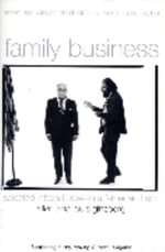 Family Business : Selected Letters Between a Father and Son - Allen Ginsberg