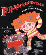 Frankenstella and the Video Shop Monster - Herbie Brennan