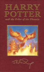 Harry Potter and the Order of the Phoenix (Special Edition) : Harry Potter Series : Book 5 - J. K. Rowling