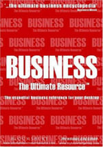 Business : The Ultimate Resource - Daniel Goleman