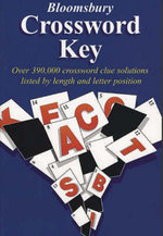 Bloomsbury Crossword Key : Over 390,000 Crossword Clue Solutions Listed by Length and Letter Position - Bloomsbury