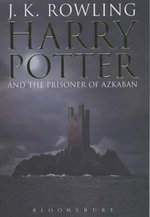 Harry Potter and the Prisoner of Azkaban (Adult Edition) : Harry Potter Series : Book 3 - J.K. Rowling