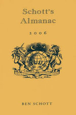 Schott's Almanac 2006 - Ben Schott