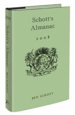 Schott's Almanac 2008 - Ben Schott