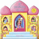 My Princess Palace : Peep-through Play Books - Smriti Prasadam