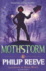 Mothstorm : Larklight Series Book 3 - Philip Reeve