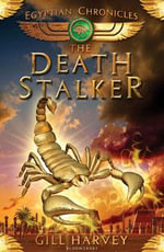 The Deathstalker: No. 4 : The Egyptian Chronicles - Gill Harvey