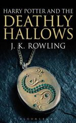 Harry Potter and the Deathly Hallows (Adult Edition) : Harry Potter Series : Book 7 - J. K. Rowling