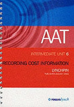 AAT Lynchpins : Unit 6 - Association of Accounting Technicians