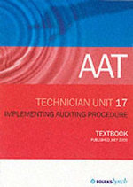 AAT NVQ : Unit 17 - Association of Accounting Technicians