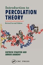 Introduction to Percolation Theory - Dietrich Stauffer