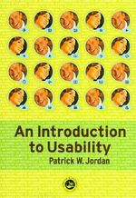 An Introduction to Usability : Beyond Usability - Patrick W. Jordan