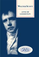 Anne of Geierstein : Edinburgh Edition of the Waverley Novels - Sir Walter Scott