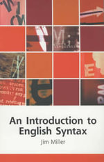 An Introduction to English Syntax : A Novel of Airlift Pilots During the Early Years o... - Jim Miller