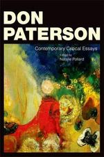 Don Paterson : Contemporary Critical Essays