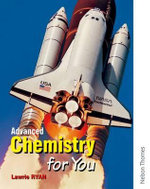 Advanced Chemistry for You - Lawrie Ryan