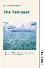 Student Shakespeare - The Tempest : Nelson Thornes Shakespeare - Mark Morris