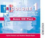 Encore Tricolore 1 - Audio CD Pack (6) - Sylvia Honnor