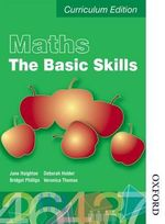 Maths the Basic Skills - Student Book (E3-L2) : Functional Skills Edition (E3-L2) - June Haighton