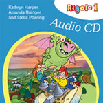 Rigolo 1 Audio CD : Stage 1 - Kathryn Harper