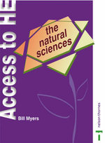 Access to Higher Education - The Natural Sciences : Teacher Certification Exam - Bill Myers