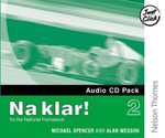 Na Klar! 2 Audio CD Pack (Higher) : Audio CD Pack Stage 2 - Michael Spencer