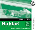 Na Klar! 2 Audio CD Pack Direkt (Lower) : Audio CD Pack Stage 2 - Michael Spencer
