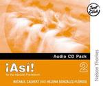 !Asi! 2 Audio CD Pack Higher : Audio CD Pack Stage 2 - Mike Calvert