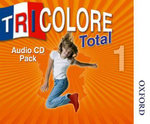 Tricolore Total 1 Audio CD Pack (5x Class CDs 1x Student CD) : Audio Cd Pack - Sylvia Honnor