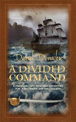 A Divided Command - David Donachie