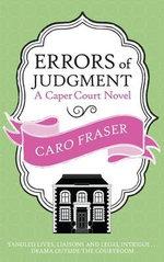 Errors of Judgment - Caro Fraser