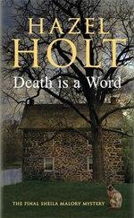 Death is a Word - Hazel Holt