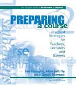 Preparing a Course - Ian Forsyth