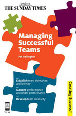 Managing Successful Teams - Pat Wellington