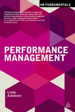 Performance Management - Linda Ashdown