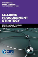 Leading Procurement Strategy - Carlos Mena