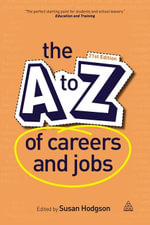 The A-Z of Careers and Jobs - Susan Hodgson