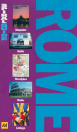 AA Spiral Guide : Rome - AA Publishing
