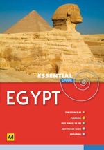 AA Essential Spiral Travel Guide Egypt  - AA Publishing