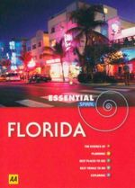 AA Essential Spiral Travel Guide Florida  - AA Publishing