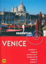 AA Essential Spiral Travel Guide Venice  - AA Publishing