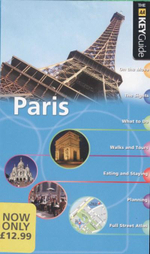 AA Key Guide Paris - AA Publishing