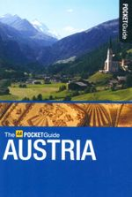 AA Pocket Guide Austria : Regions and Best places to see