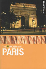 AA Pocket Guide PARIS - AA Publishing