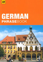 AA Phrasebook Pocket German  - AA Publishing