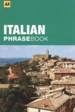 AA Phrasebook Pocket Italian - AA Publishing