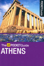 AA Pocket Guide Athens : Regions and Best places to see