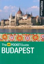 AA Pocket Guide Budapest : Regions and Best places to see